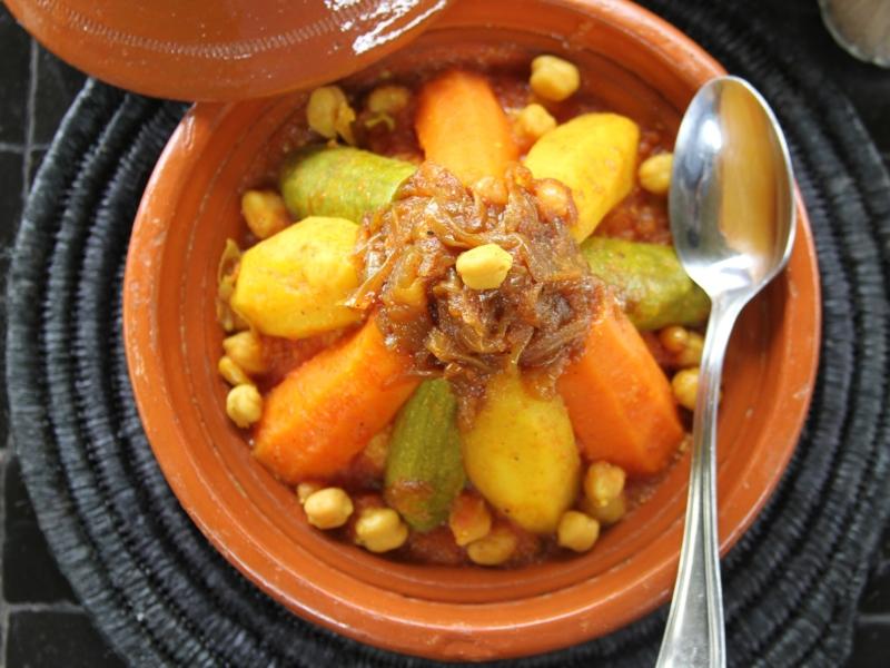 Déjeuner Couscous